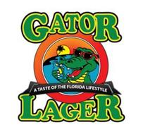 GATOR LAGER A TASTE OF THE FLORIDA LIFESTYLE