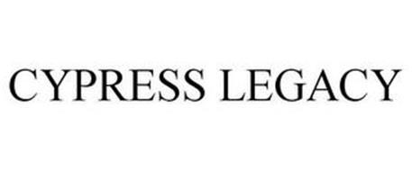 CYPRESS LEGACY