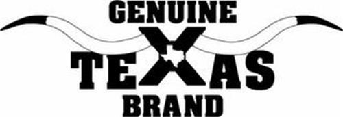 X GENUINE TEXAS BRAND