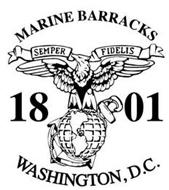 MARINE BARRACKS SEMPER FIDELIS 1801 WASHINGTON, D.C.