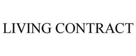 LIVING CONTRACT