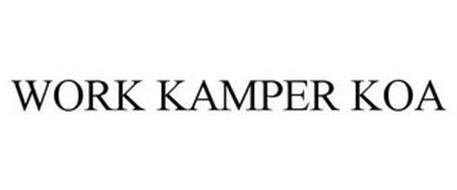 WORK KAMPER KOA