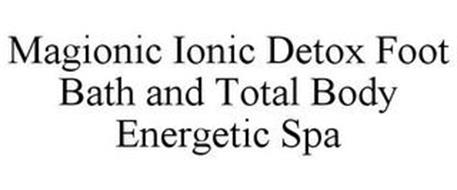 MAGIONIC IONIC DETOX FOOT BATH AND TOTAL BODY ENERGETIC SPA