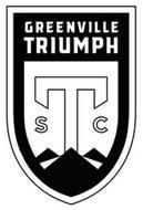 GREENVILLE TRIUMPH STC