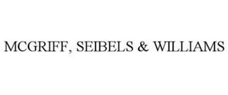 MCGRIFF, SEIBELS & WILLIAMS