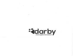 DARBY WHERE SUPPLIES MEET SOLUTIONS