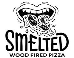 SMELTED WOOD FIRED PIZZA