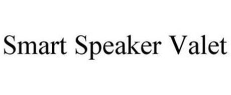 SMART SPEAKER VALET