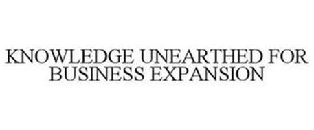 KNOWLEDGE UNEARTHED FOR BUSINESS EXPANSION