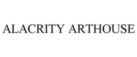 ALACRITY ARTHOUSE