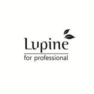 LUPINE FOR PROFESSIONAL