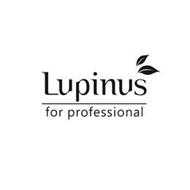 LUPINUS FOR PROFESSIONAL