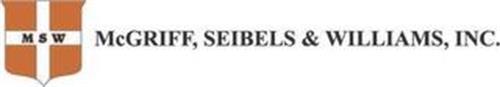 MSW MCGRIFF, SEIBELS & WILLIAMS, INC.