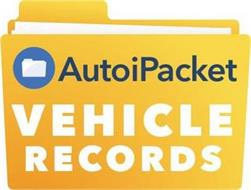 AUTOIPACKET VEHICLE RECORDS