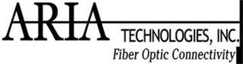 ARIA TECHNOLOGIES, INC. FIBER OPTIC CONNECTIVITY