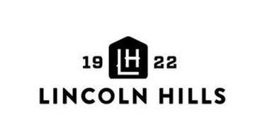 LINCOLN HILLS 1922 LH
