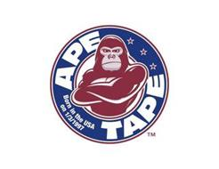 APE TAPE BORN IN THE USA ON 1/3/1997