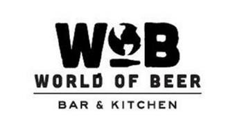WOB WORLD OF BEER BAR & KITCHEN