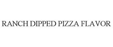 RANCH DIPPED PIZZA FLAVOR