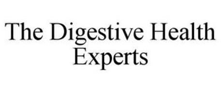THE DIGESTIVE HEALTH EXPERTS
