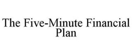 THE FIVE-MINUTE FINANCIAL PLAN