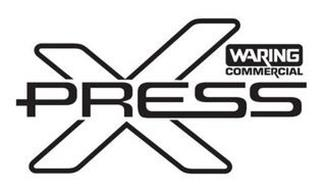 WARING COMMERCIAL XPRESS