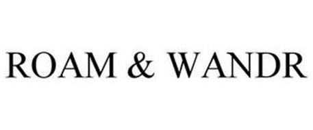 ROAM & WANDR