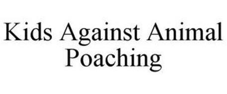 KIDS AGAINST ANIMAL POACHING