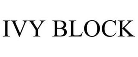IVY BLOCK