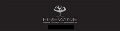 FIREWINE INSPIRE · IGNITE · CONVERSATION