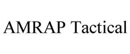 AMRAP TACTICAL