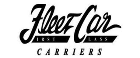 FLEET CAR FIRST CLASS CARRIERS