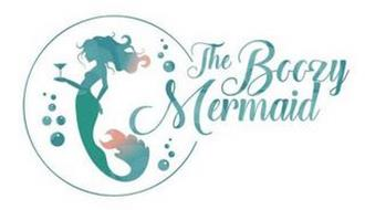 THE BOOZY MERMAID
