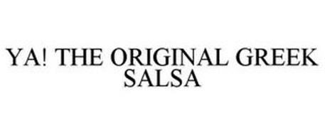 YA! THE ORIGINAL GREEK SALSA