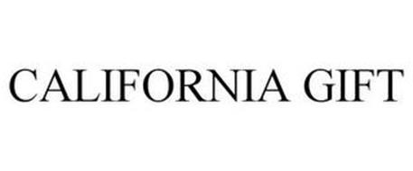 CALIFORNIA GIFT