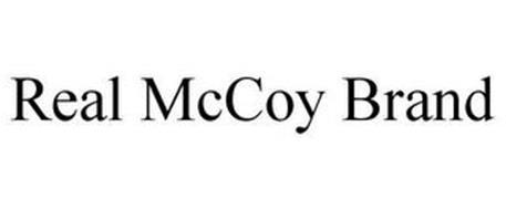 REAL MCCOY BRAND