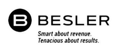 B BESLER SMART ABOUT REVENUE TENACIOUS ABOUT RESULTS