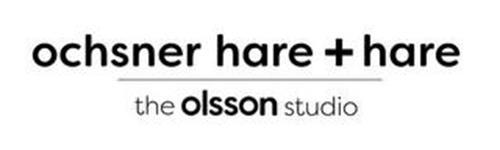 OCHSNER HARE + HARE THE OLSSON STUDIO