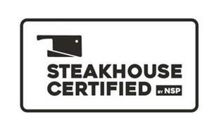 STEAKHOUSE CERTIFIED BY NSP