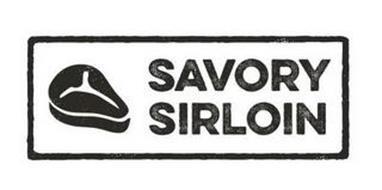 SAVORY SIRLOIN