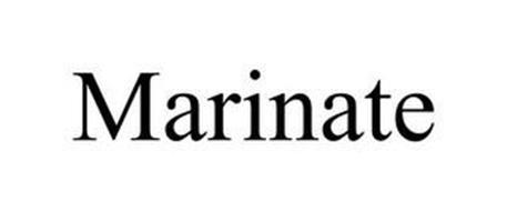 MARINATE