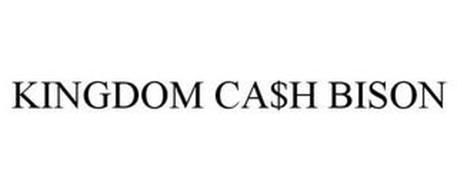 KINGDOM CA$H BISON