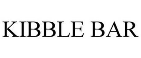 KIBBLE BAR