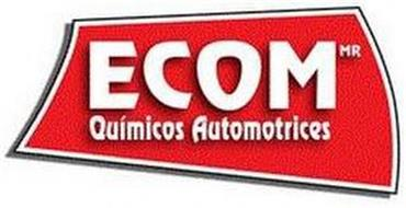 ECOM QUIMICOS AUTOMOTRICES