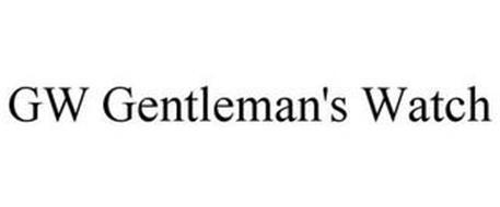 GW GENTLEMAN'S WATCH