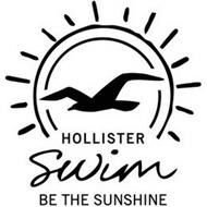 HOLLISTER SWIM BE THE SUNSHINE