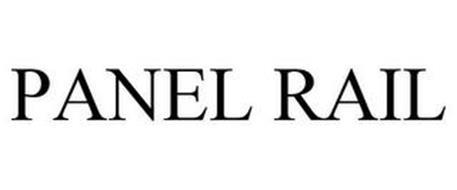 PANEL RAIL