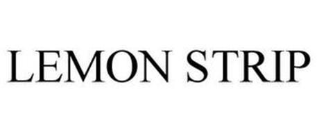 LEMON STRIP