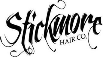 STICKMORE HAIR CO.