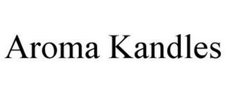 AROMA KANDLES